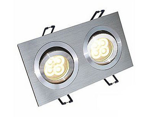 LED Armatuur double 10Watt