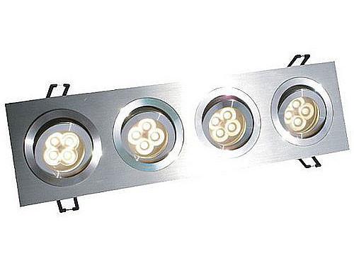 LED Armatuur quattro 20Watt