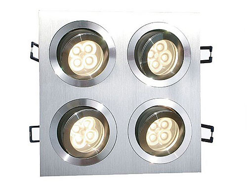 LED Armatuur square 20Watt
