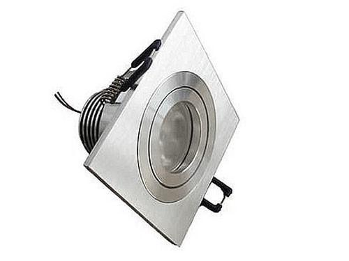 aluminium Armatuur voor douche vierkant
