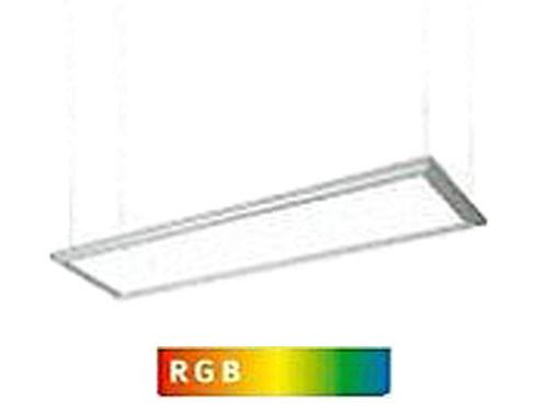 Led rechthoekig paneel 30cm x 60cm 24W RGB