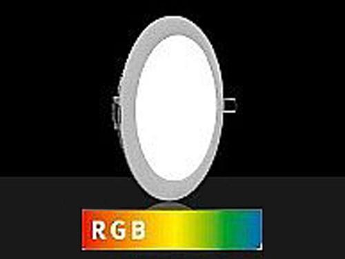 Led rond paneel 18cm 11W RGB