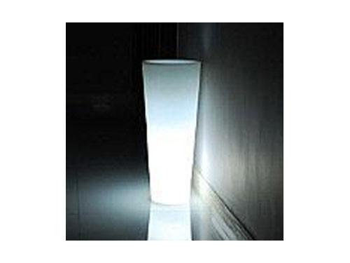 Verlichte hoge bloempot - Ledco: LED verlichting - LED gloeilamp ...