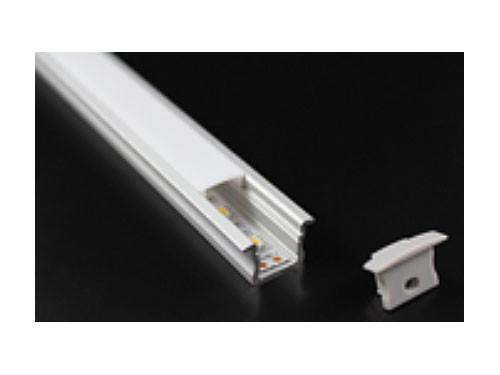 LED inbouw profiel 15R alu - Ledco: LED verlichting - LED gloeilamp ...