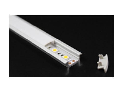 LED inbouw profiel 7R alu - Ledco: LED verlichting - LED gloeilamp ...